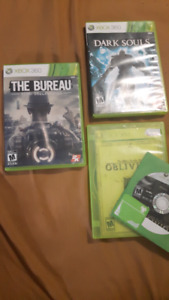 Xbox 360 single player video Games