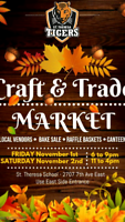 St. Theresa CSCC fall craft and trade show