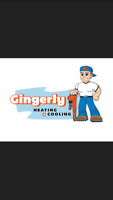 Gingerly Heating & Cooling
