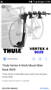 Thule vertex 4 bike rack