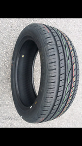 245 45 17 new tires All season tires brand name is WIDEWAY