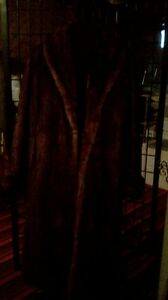 red long mink