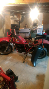 Selling a pair of 1984 XL600R's