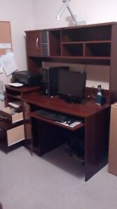 PRICE REDUCED- Computer Desk-Like New