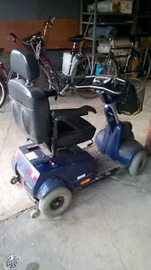 Mobility scooter 1700 TA