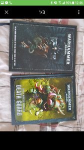 Warhammer Death Guard+peinture+rules+codex