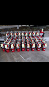 FIRE EXTINGUISHER SALE - CERTIFIED, AFFORDABLE