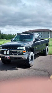 2000 Chevrolet Silverado 1500  5 speed