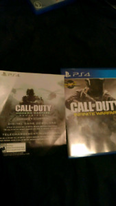 Infinite Warfare with a Remastered Code
