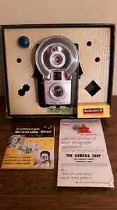 Vintage Kodak Brownie Starflash Camera