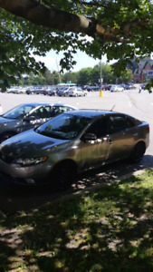 2010 Kia Forte Sx  good shape \ cheap in gas   155,000km