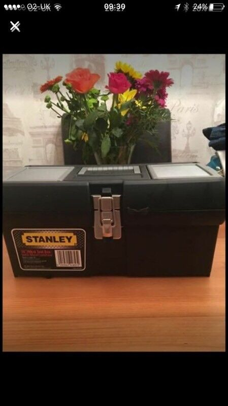 Stanley 40cm Tool Box New Pick Up In Brightons In Falkirk