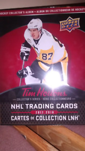 Tim Hortons NHL trading cards