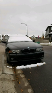 2002 BMW 540i 6 Speed M-sport
