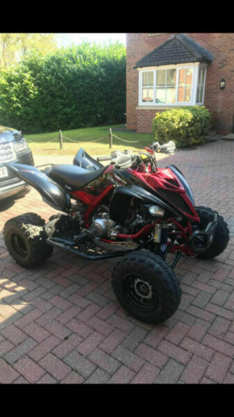 Yamaha raptor yfm 700 stealth edition BUY FOR ONLY £35 A WEEK ON FINANCE  for sale  Bootle, Merseyside