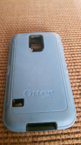 Samsung S5 otterbox (WANT GONE ASAP)