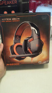 Gaming Set. Kotion Each G2000. Headphones. New in box