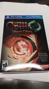 Corpse Party Blood Drive - ever after edition PS Vita