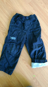 Size 3 Thin Lined Pants
