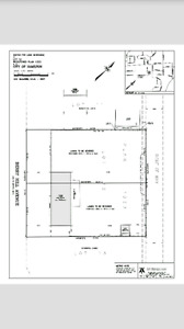 Developers dream two 66'x123' lots