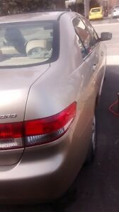 Honda Accord 2003-2.4L gold color.4 cylinders..Parting out Kitchener / Waterloo Kitchener Area image 1