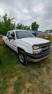 2006 Chevrolet 2500HD $5500.00 obo