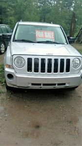 2007 Jeep Patriot SUV, new price