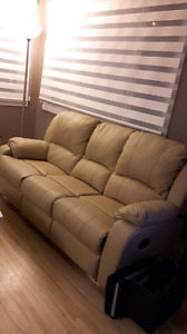 New sofa recliner