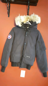 Ladies small Canada Goose bomber style jacket
