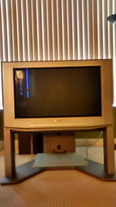 "34"" SONY FD TRINITRON WEGA HI SCAN WIDE SCREEN"