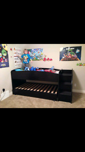 Ashley Embrace Loft Bed w/ Trundle