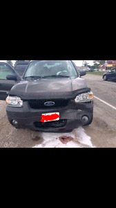 05 Ford escape XLT 4×4 for parts