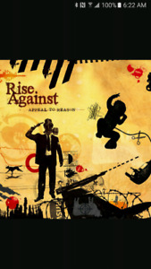 Rise Against tickets Sept 18
