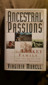 Ancestral Passions - Leakey Family - Science -  Anthropology