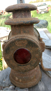 Vintage carriage light $50