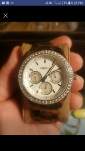 Fossil Roots DKNY watches