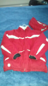 Manteau  de ski-snow Powderroom Junior fille md