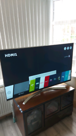 "55"" SMART LG SUPER UHD IN MINT CONDITION"