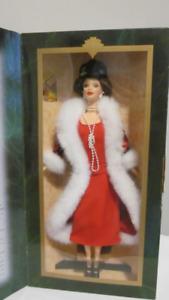 1997 Barbie Holiday Voyage Hallmark Special edition NRFB