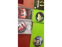 Star Wars Xbox 360 and ps2 games