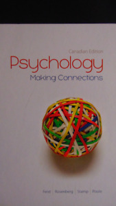 Textbook - Psychology Making Connections