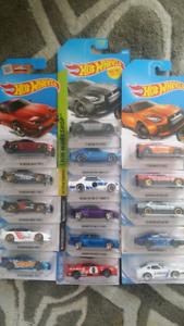 Hot wheels JDM mainlines