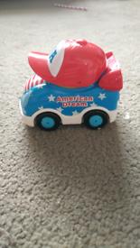 Toot toot american dream