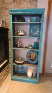 Refurbished book shelf