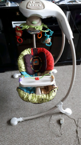Baby swing / extra seat cover!!