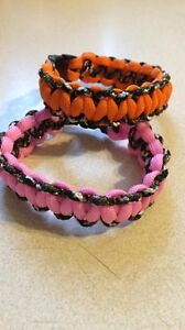 Paracord bracelets Cambridge Kitchener Area image 1