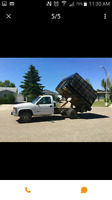 Branches & Garbage Gone CHEAP RELIABLE junk removal 780-807-7634