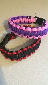 Paracord bracelets Cambridge Kitchener Area image 3