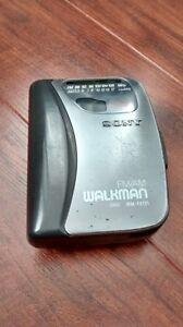 VINTAGE SONY WALKMAN WM FX-121 (TRADE OR SALE)
