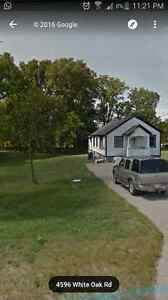 3 BEDROOM HOME COUNTRY SETTING WITH WORK SHOP  FOR OCT 1/16